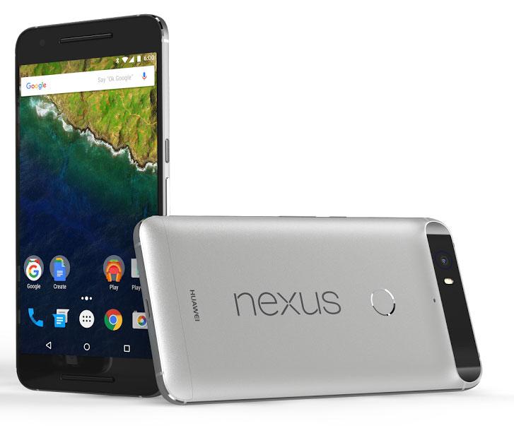 Google announces Nexus 5X and Nexus 6P smartphones: Digital