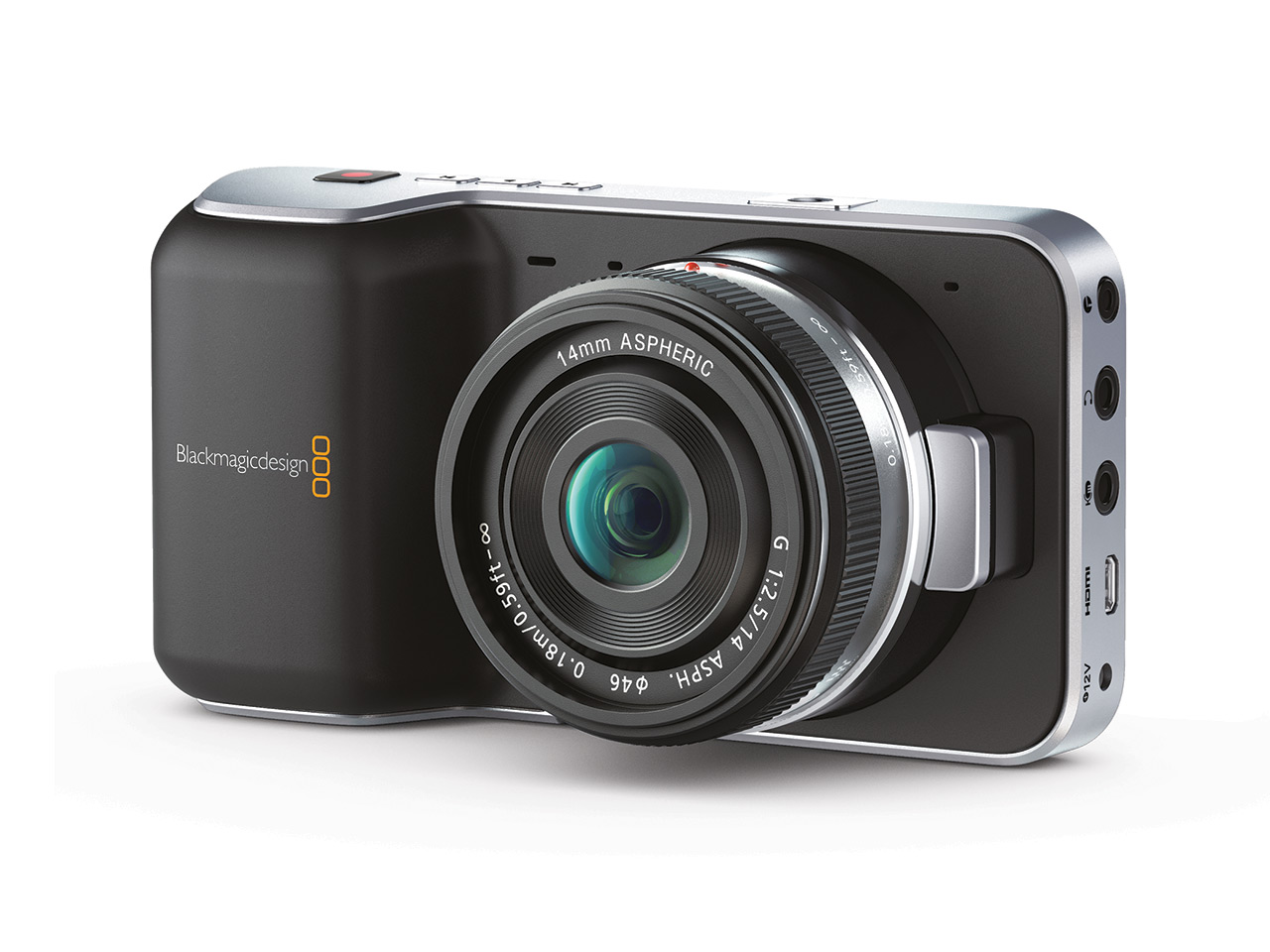 Blackmagic ships Pocket Cinema Camera and drops price on original