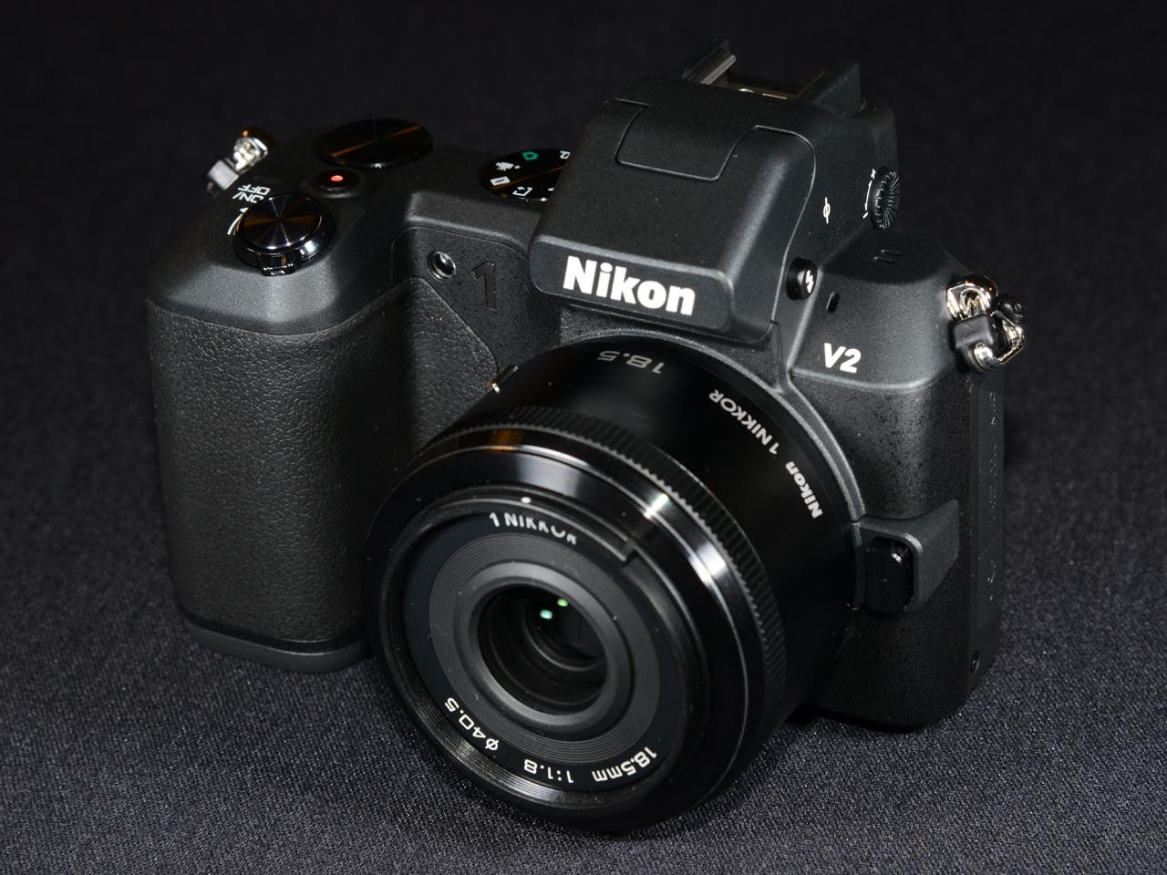 Nikon 1 V2 Camera Drivers Download (2019)