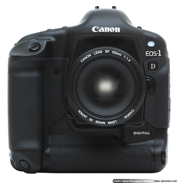 Canon EOS-1D Review: Digital Photography Review