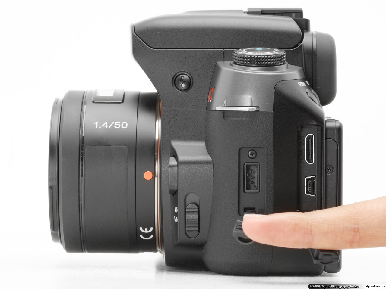 Sony A550 Review Digital Photography Review