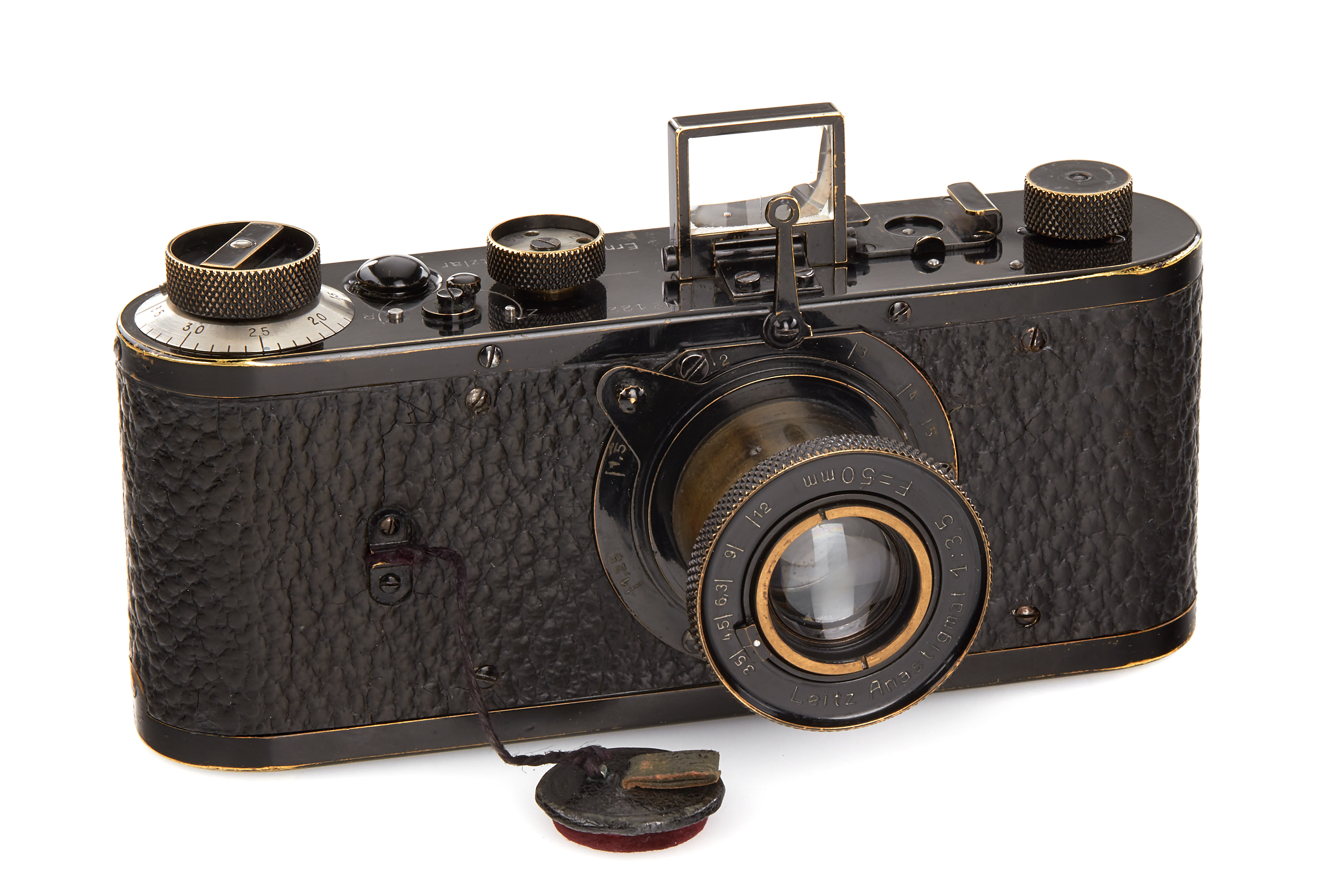4c7ca159e41 The most expensive camera in the world  1923 Leica sells for  2.97M at  auction