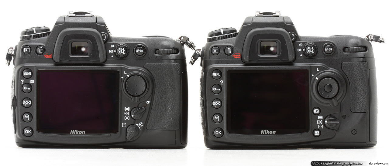 Nikon D300S brief hands-on: Digital Photography Review