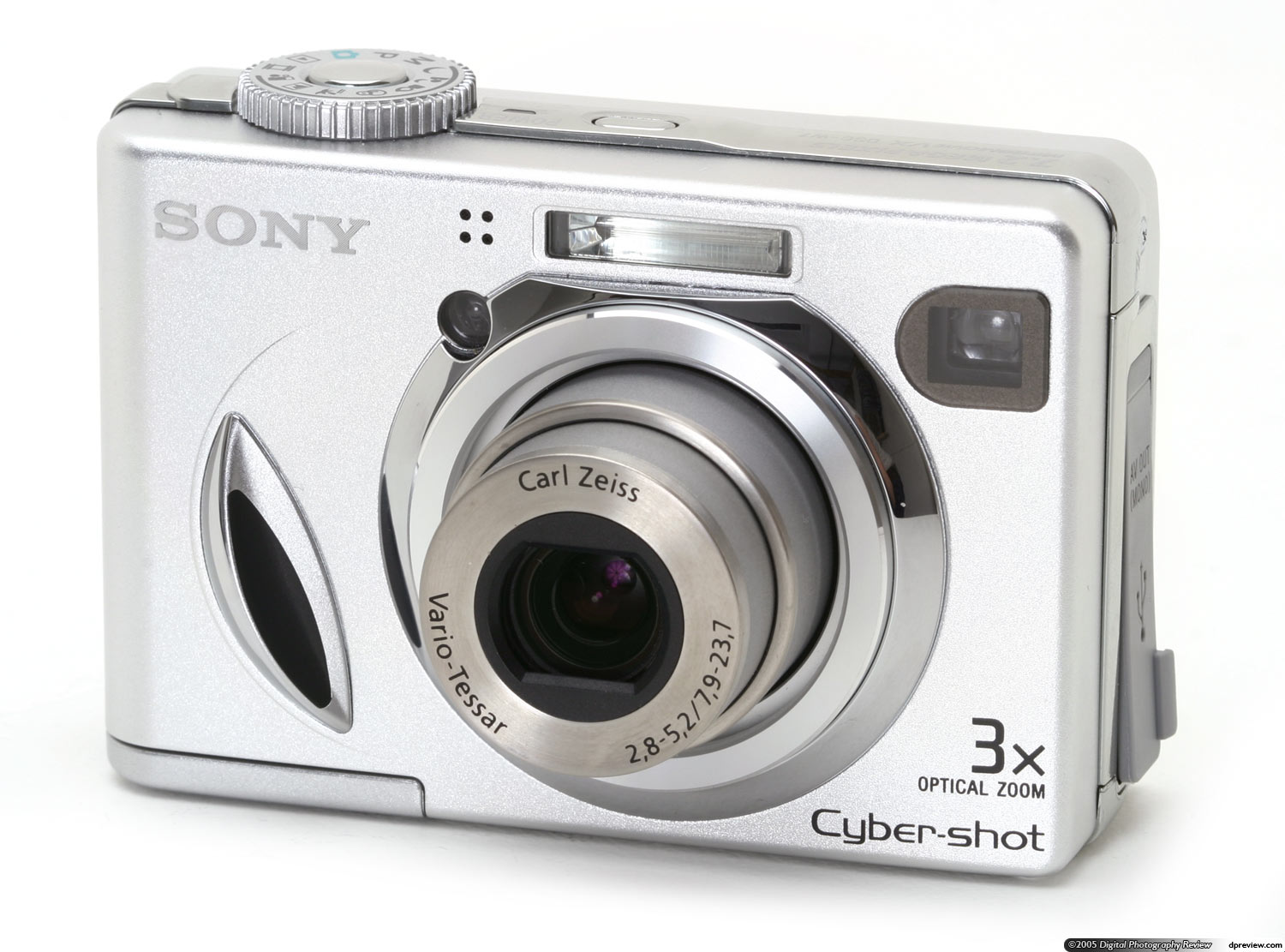 Sony Cyber Shot W7 Review Digital Photography Review