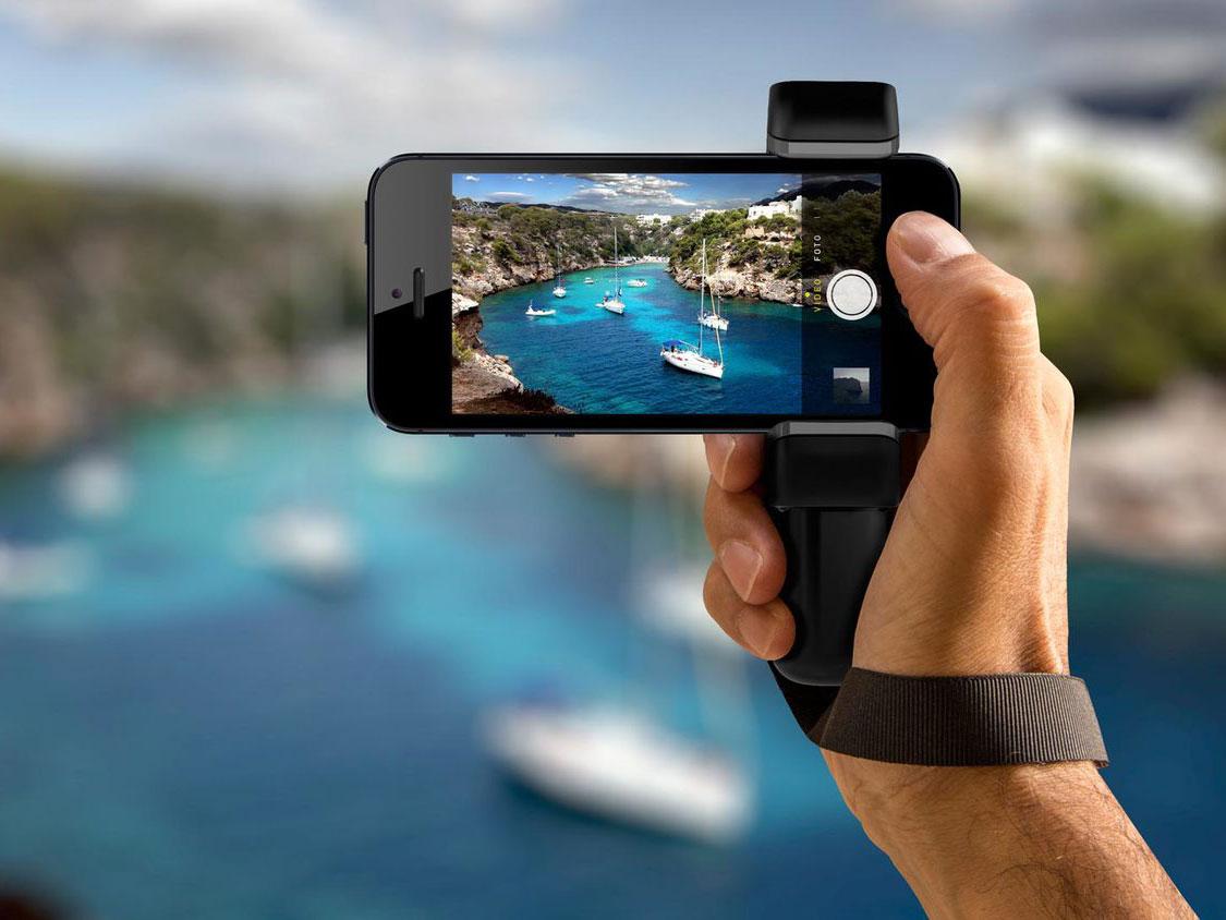 Shoulderpod announces S1 smartphone mount