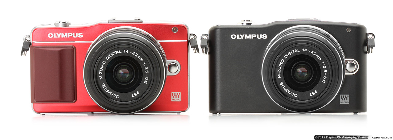 Olympus PEN E-PM2 Review: Digital Photography Review