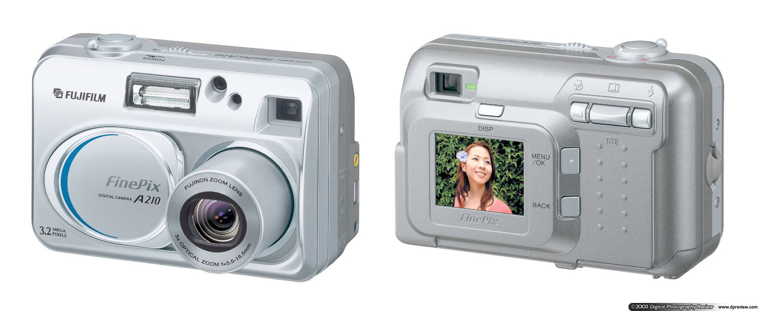 Fujifilm Announce Finepix A210 Zoom Digital Photography Review