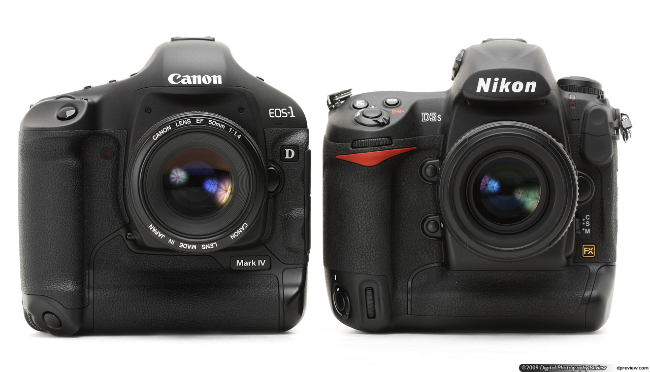 how to choose between nikon and canon