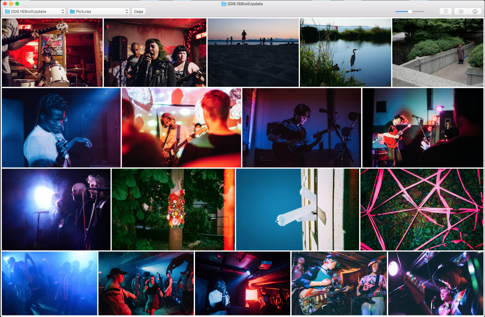 i took full frame for a spin while sorting images to post to one of my personal sites specifically i used it to move and rename selects from one drive