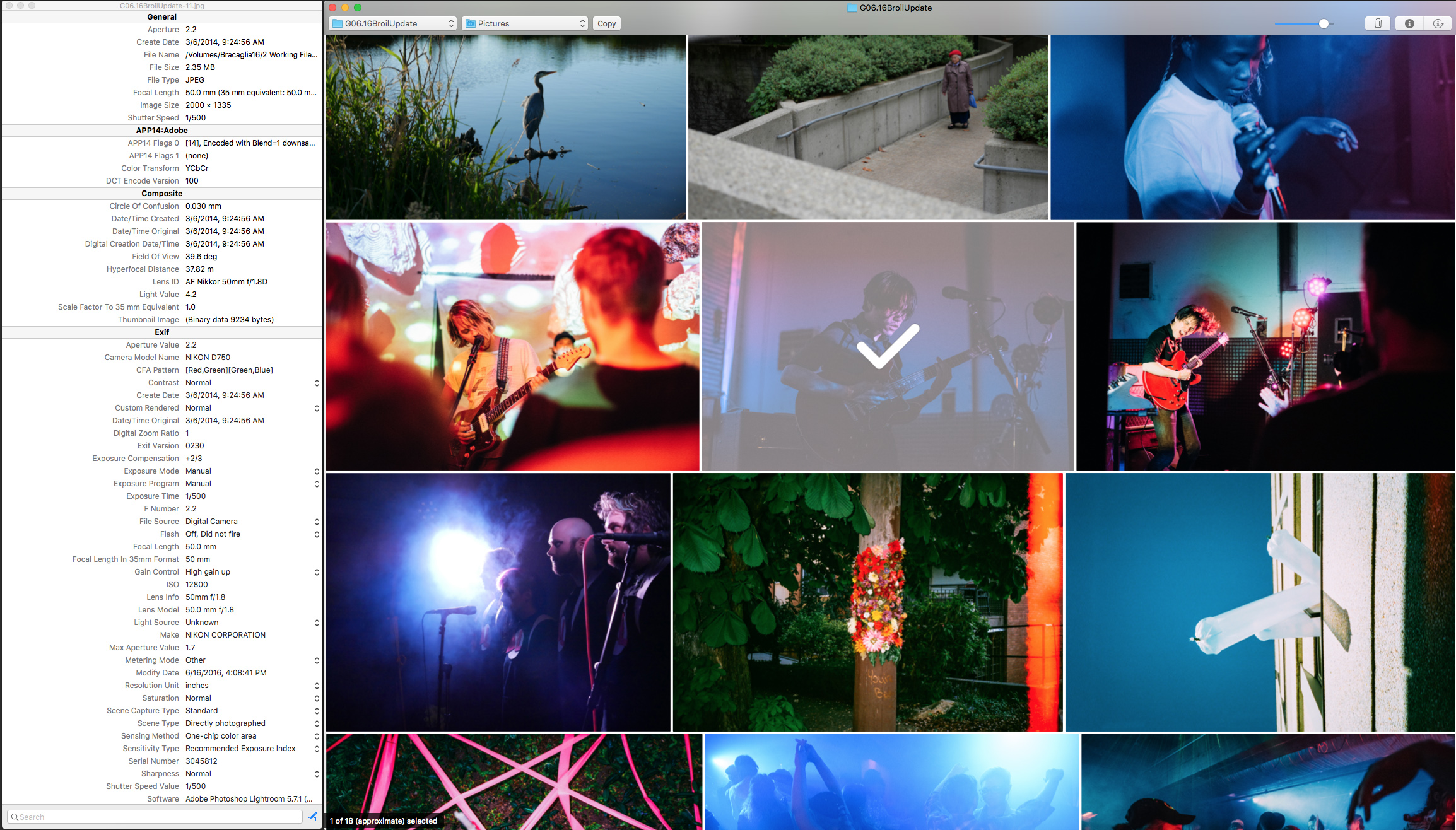 App review: Full Frame is a quick, easy JPEG viewer, XMP
