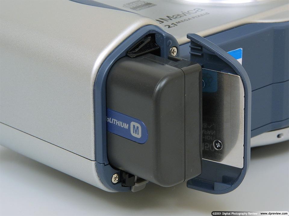 Mvc cd300 usb