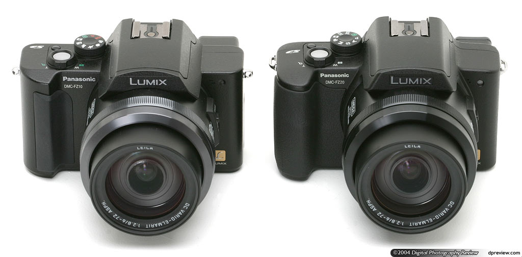 panasonic dmc fz20 hands on preview digital photography review rh dpreview com panasonic lumix dmc-fz10 manual pdf panasonic lumix dmc-fz10 digital camera manual