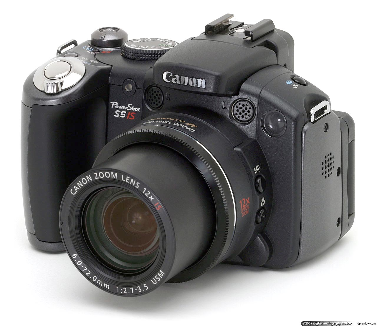 canon powershot s5is review digital photography review rh dpreview com Canon PowerShot S5is Basic Guide Canon Cameras Digital