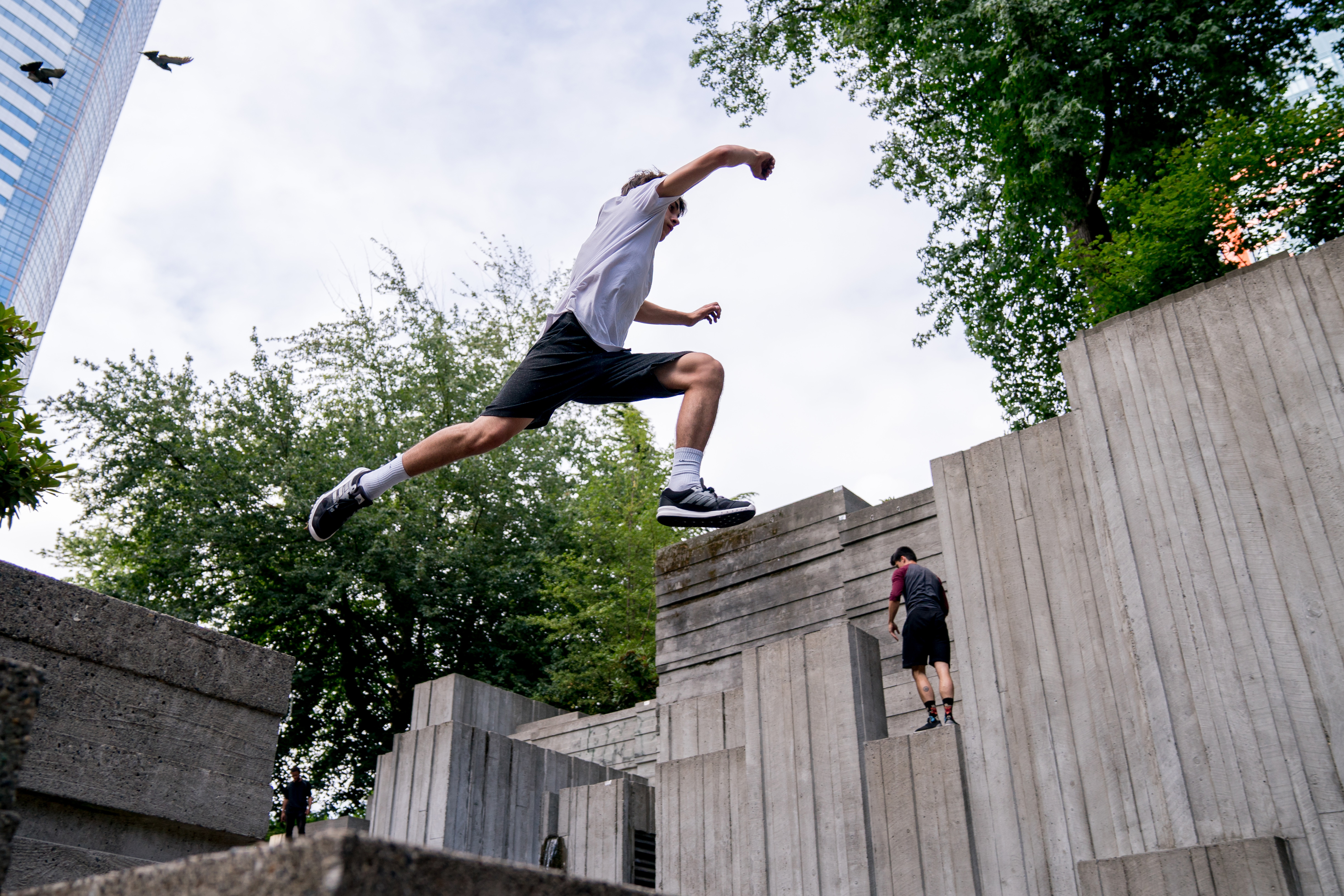 Gallery Photographing Parkour With The Sony A9 Digital