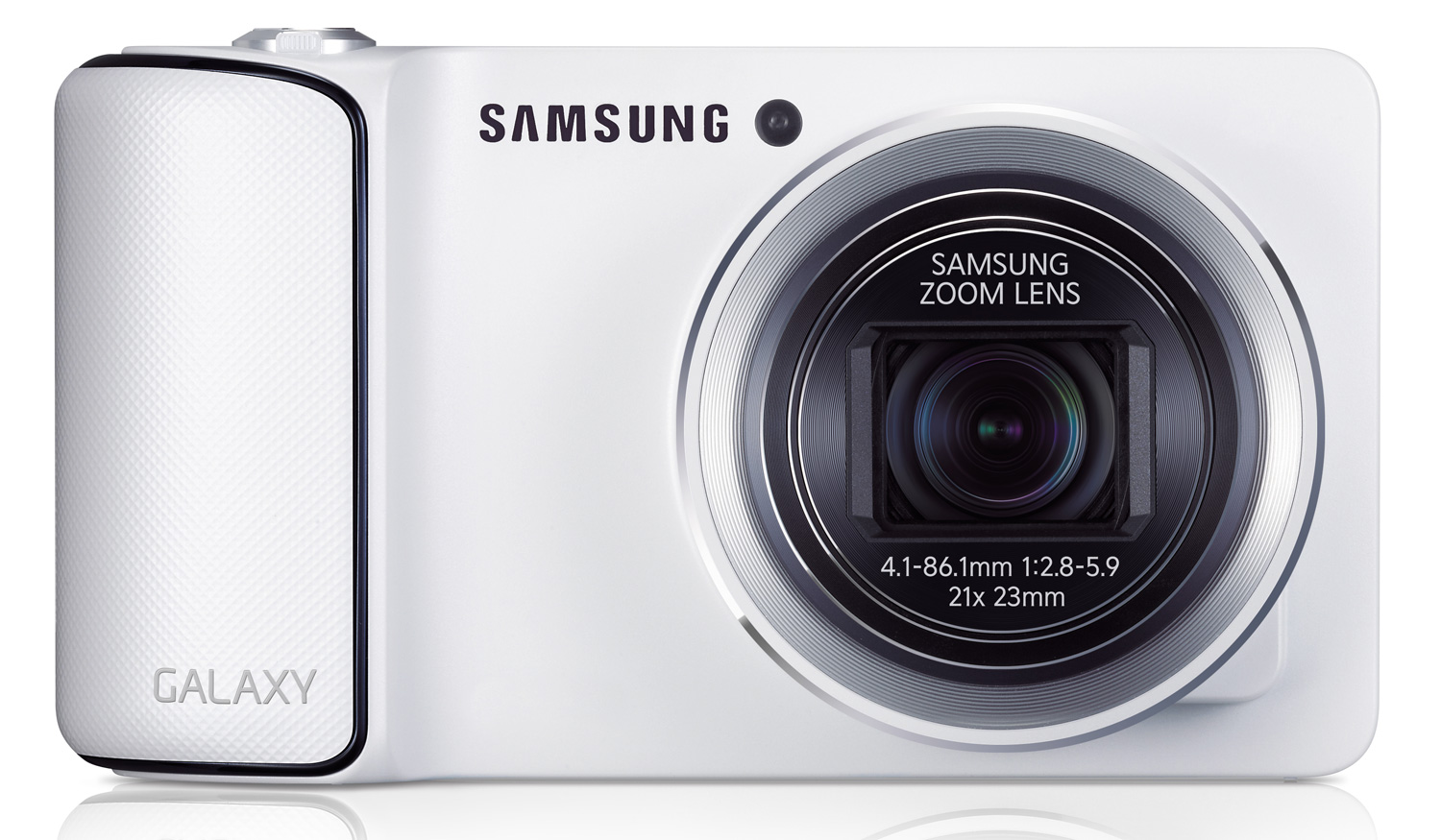 Samsung's Android-powered Galaxy Camera: the most connected