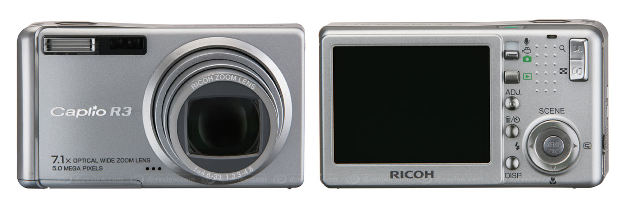 Ricoh Caplio R3 Driver for Windows Mac