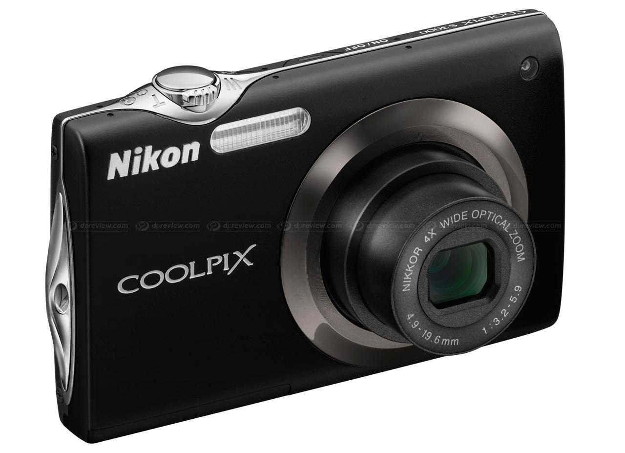 nikon releases s3000 ultra compact camera digital photography review rh dpreview com Nikon Coolpix USB Cable Nikon Coolpix L340