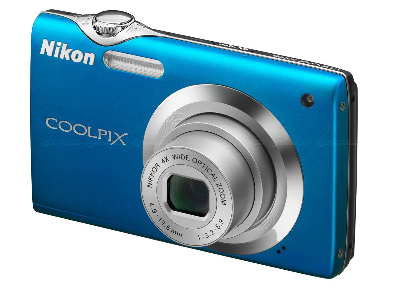 nikon releases s3000 ultra compact camera digital photography review rh dpreview com Nikon Coolpix L840 Nikon Coolpix L340