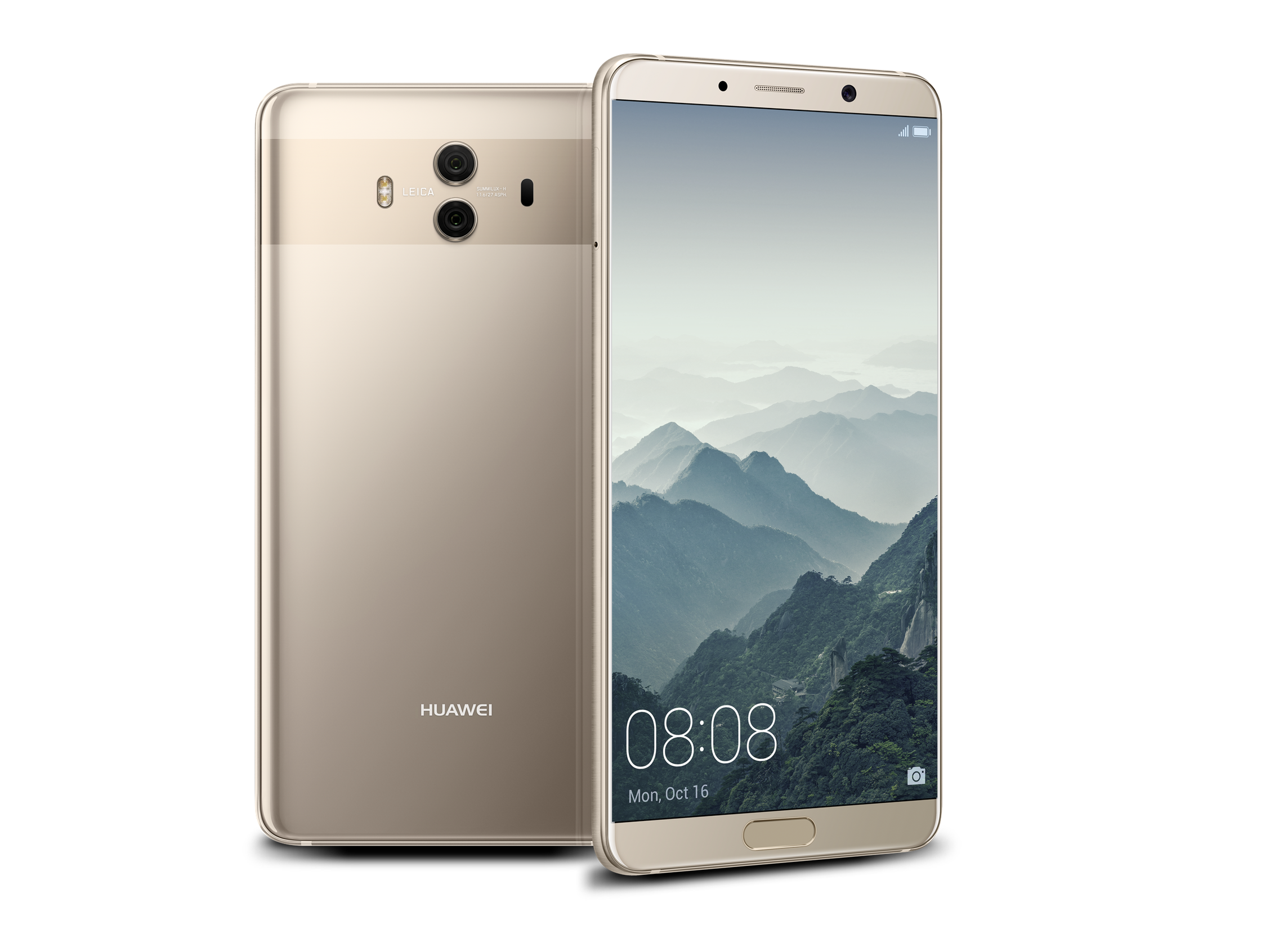 Huawei unveils Mate 10 and Mate 10 Pro with Leica dual-cam
