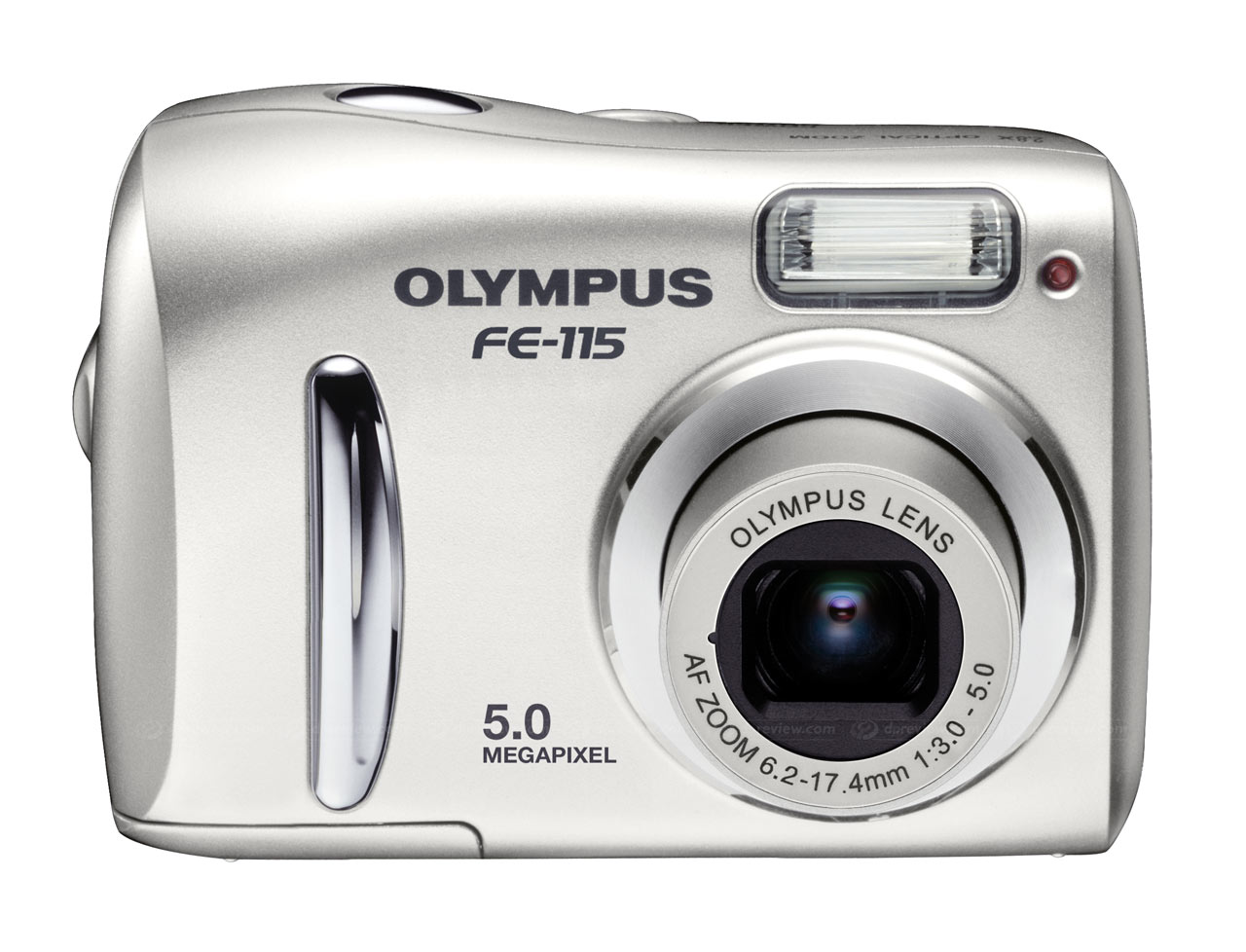 Olympus Digital Camera 5 The Olympus FE-115, an easy introduction to digital photography