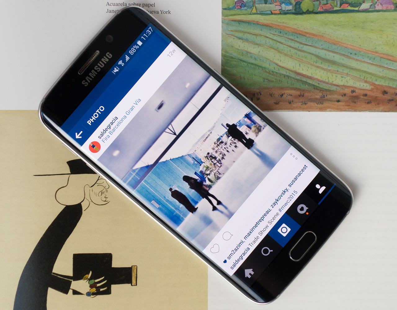 Panoramic Pictures Galaxy S6: DPReview Recommends: Best Smartphone Cameras: Digital