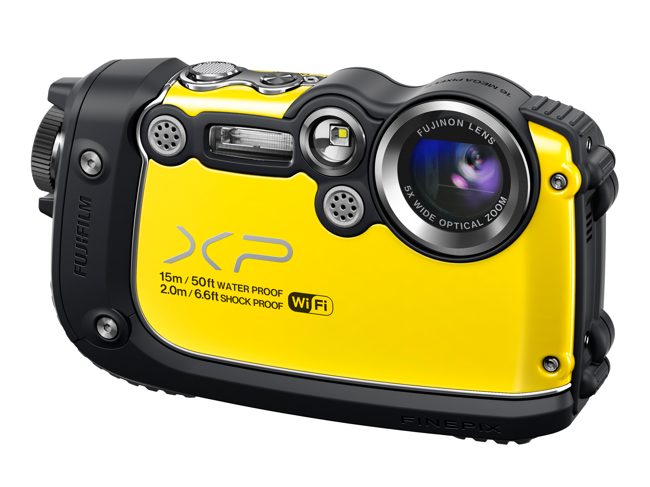 Xp200 Sets A New Standard For Rugged Cameras That Deliver Sharp Images In Any Environment