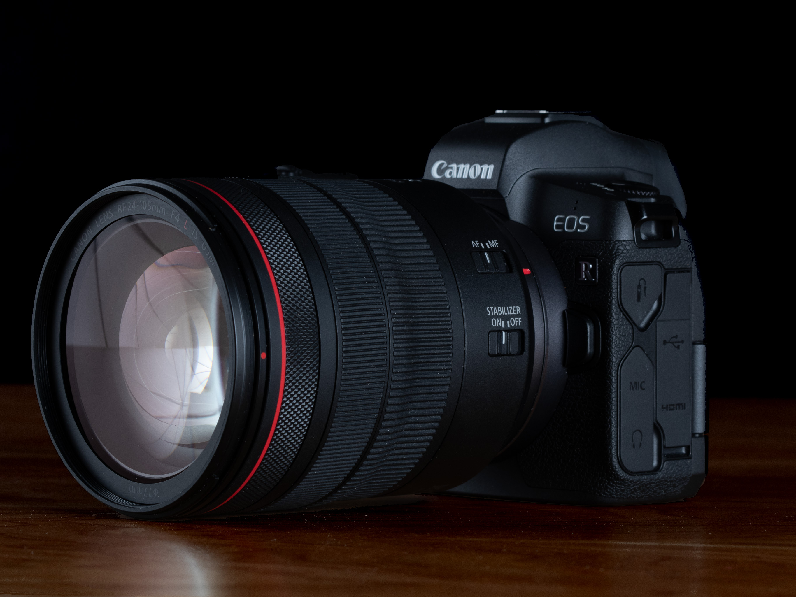 What does the EOS R tell us about Canon and the RF mount s future ... 86a2dd35e9085