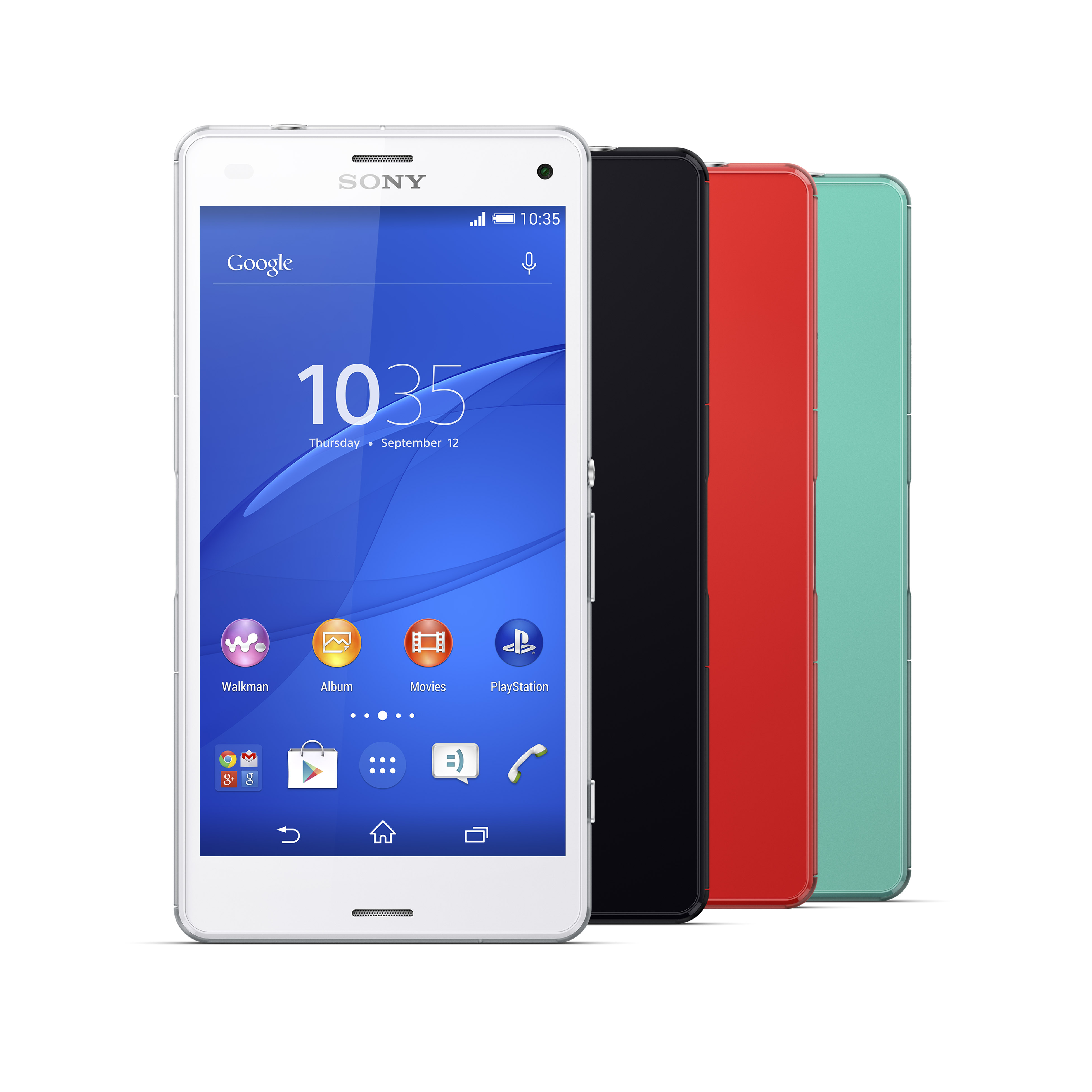 sony launches xperia z3 and z3 compact flagship. Black Bedroom Furniture Sets. Home Design Ideas