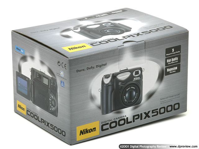 Nikon Coolpix 5000 Review Digital Photography Review