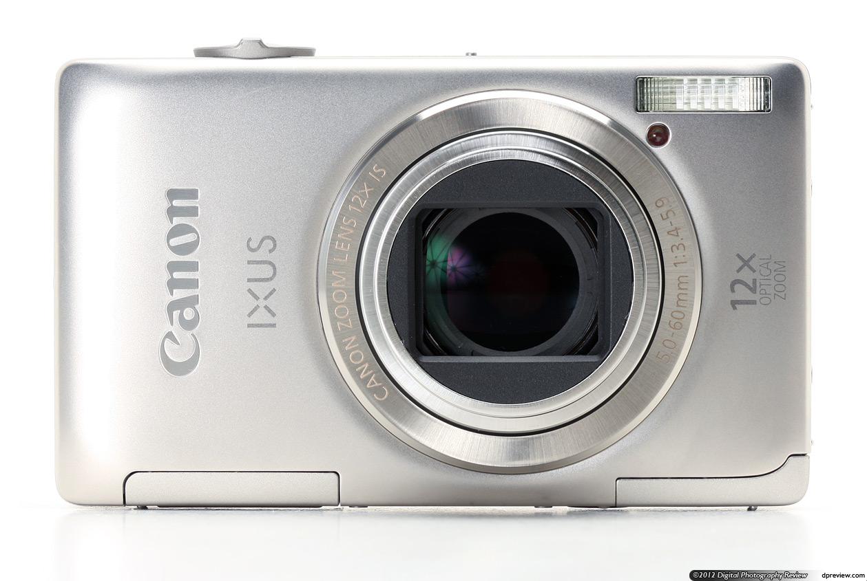 canon ixus 510 hs manuel