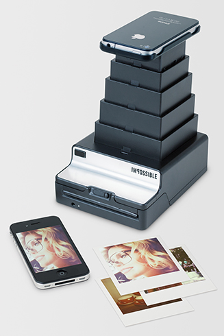 make prints from your phone impossible instant lab closer to