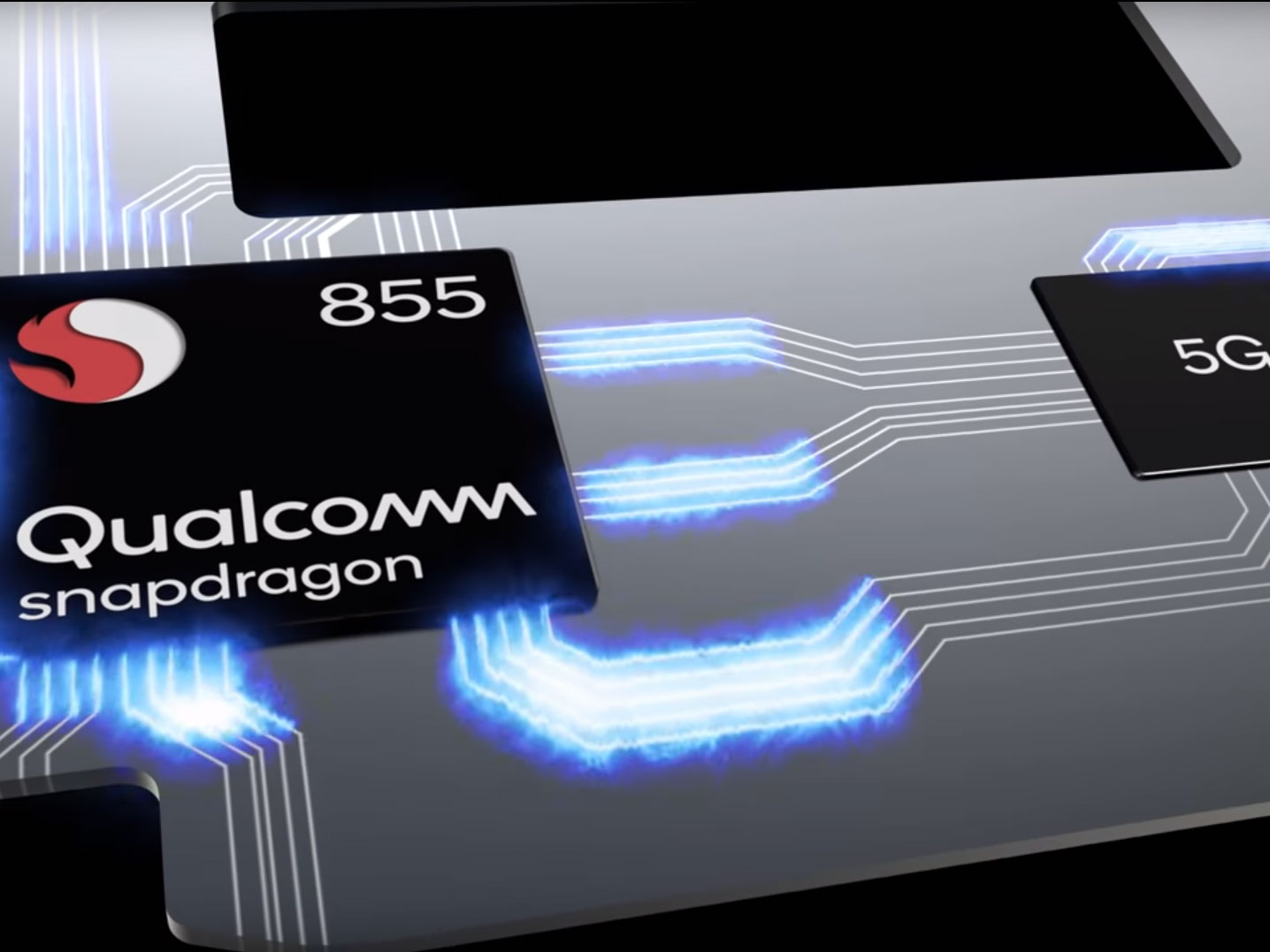 Qualcomm's new Snapdragon 855 chipset offers faster depth