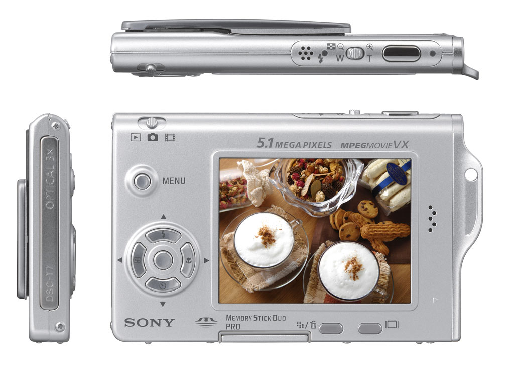 Sony Cyber Shot Dsc T7 Ultra Slim Digital Photography Review