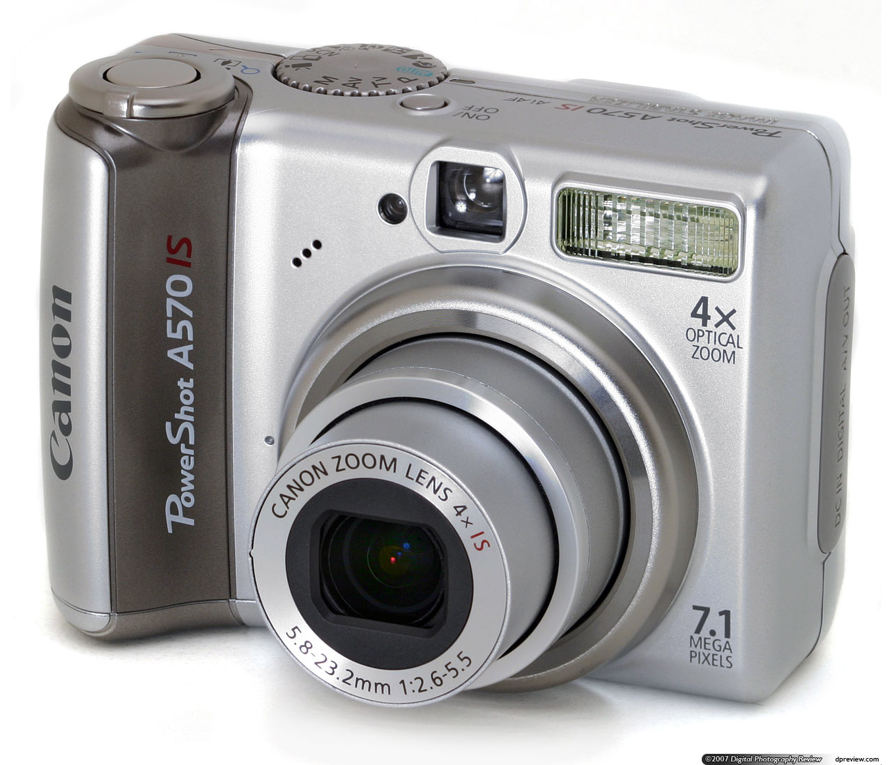 canon powershot a570 is full review digital photography review rh dpreview com canon a570is manual canon a560 manual