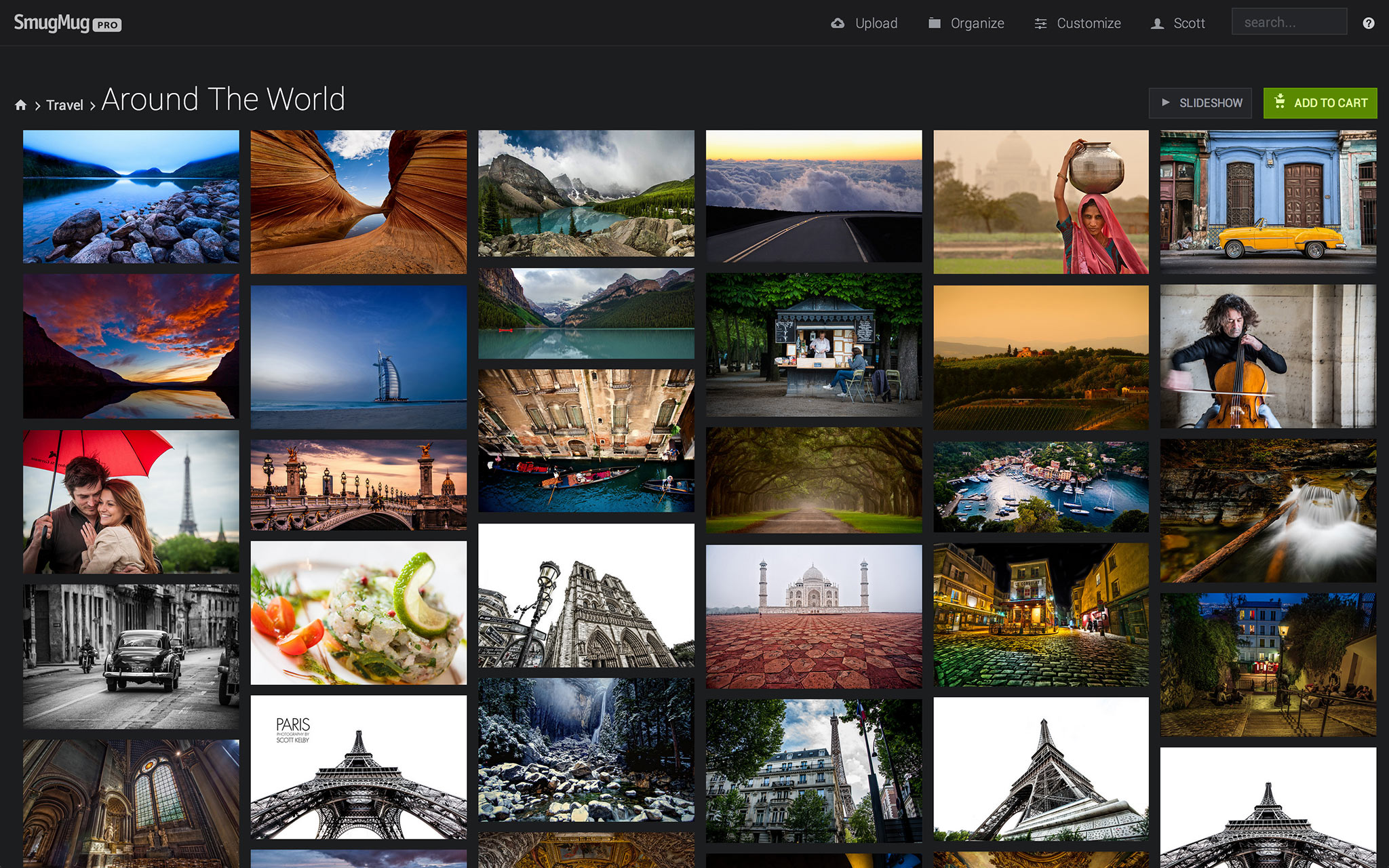 Smugmug launches totally redesigned website digital for Smugmug templates