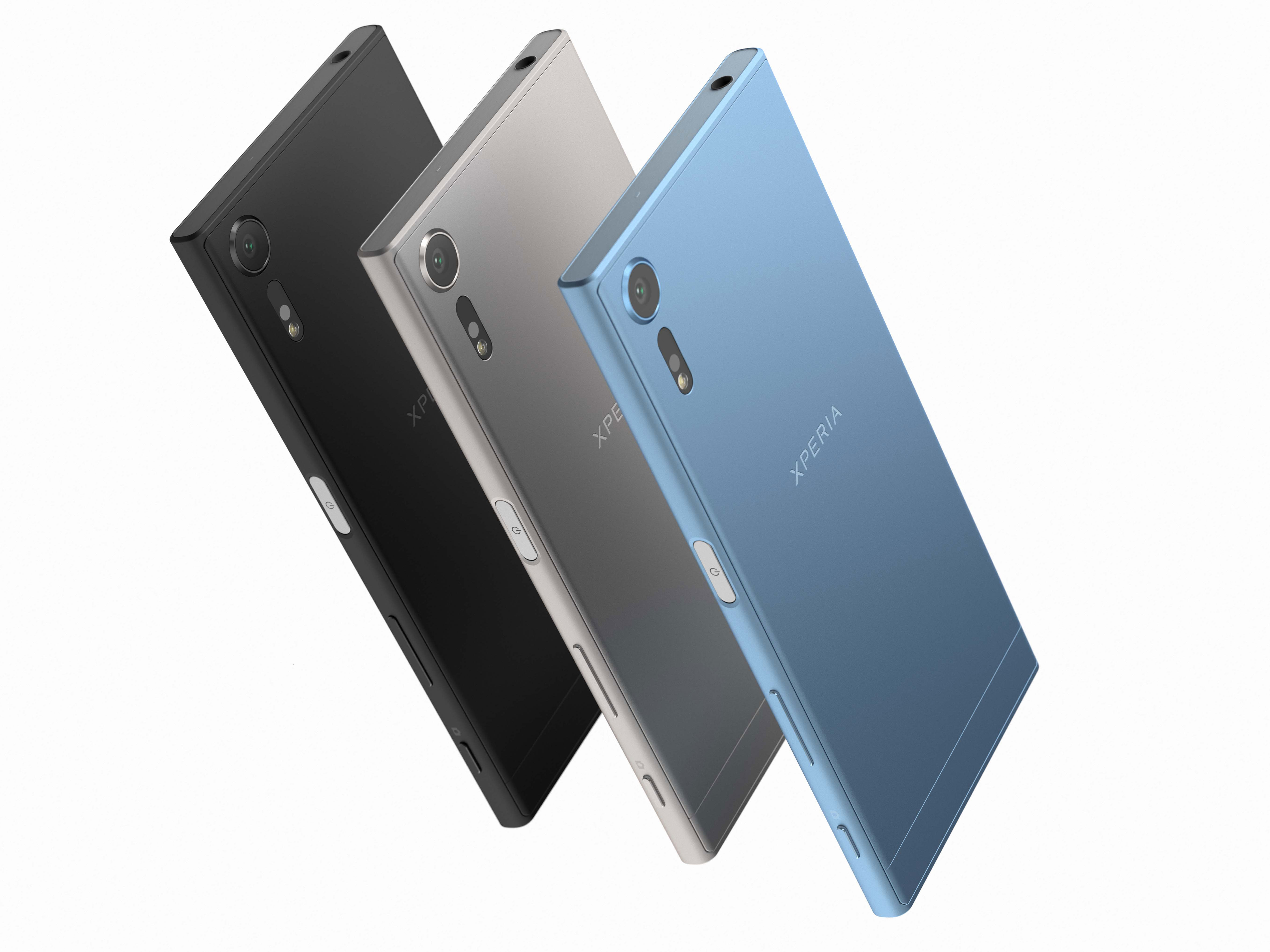 Sony Xperia XZ Premium features 960 fps slow-motion and 4K display ...