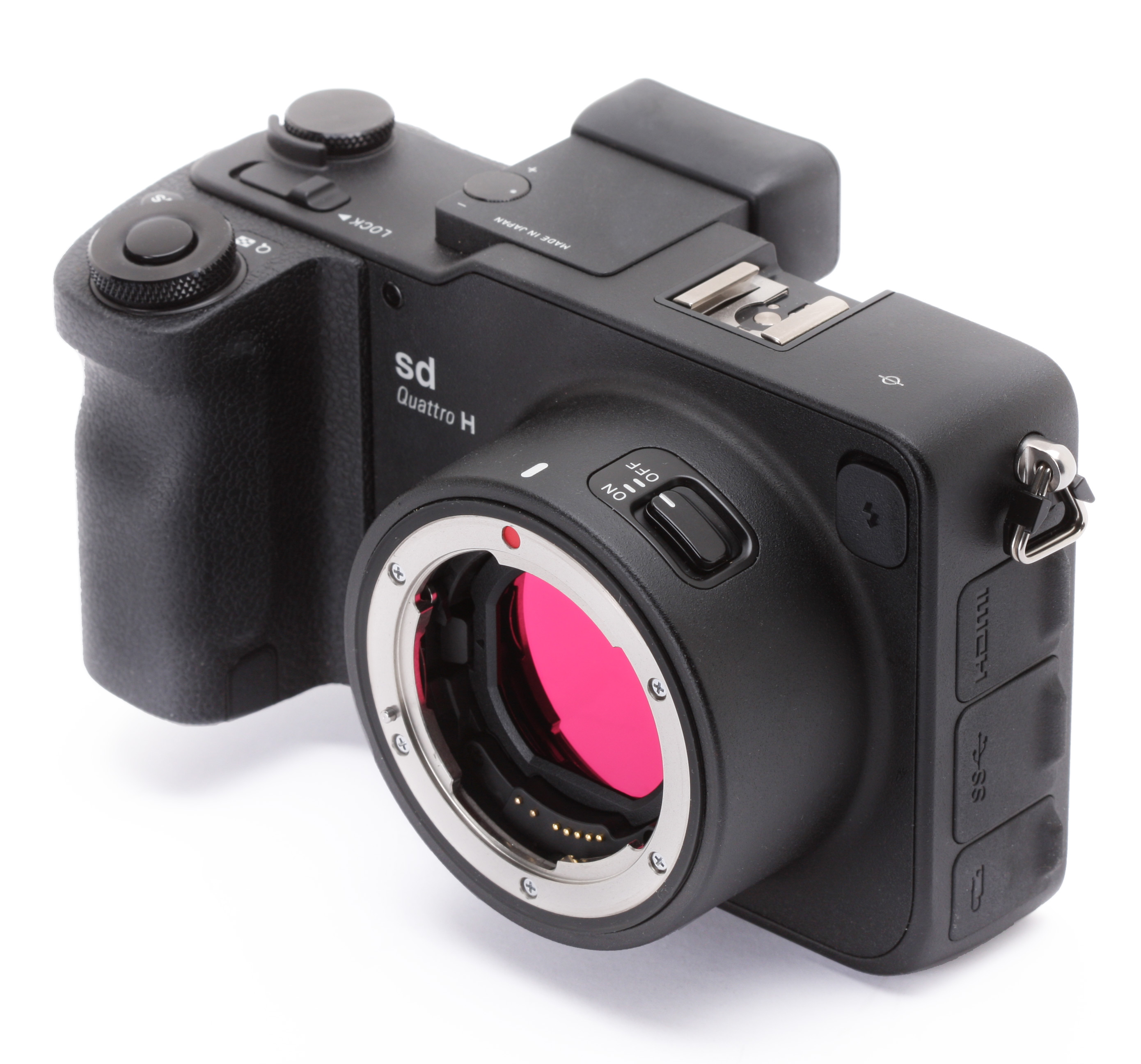 SIGMA sd Quattro Camera Windows 8 X64 Treiber