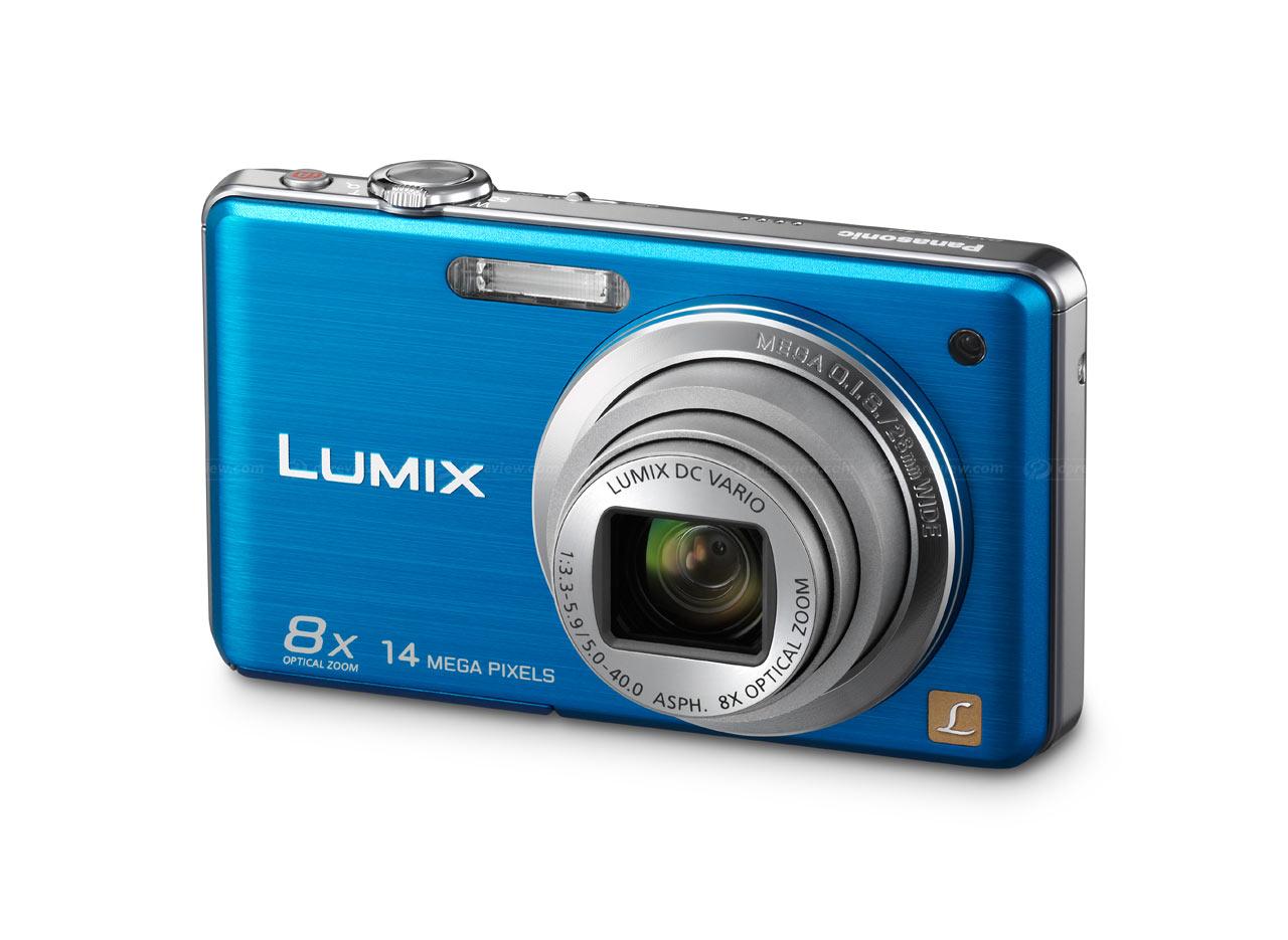panasonic releases fs30 and fs33 digital photography review rh dpreview com Panasonic Lumix GH3 Newest Panasonic Lumix Camera