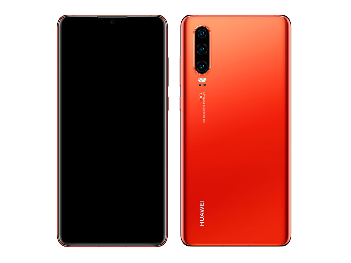 Huawei P30 Pro features super-wide-angle, 5x optical zoom