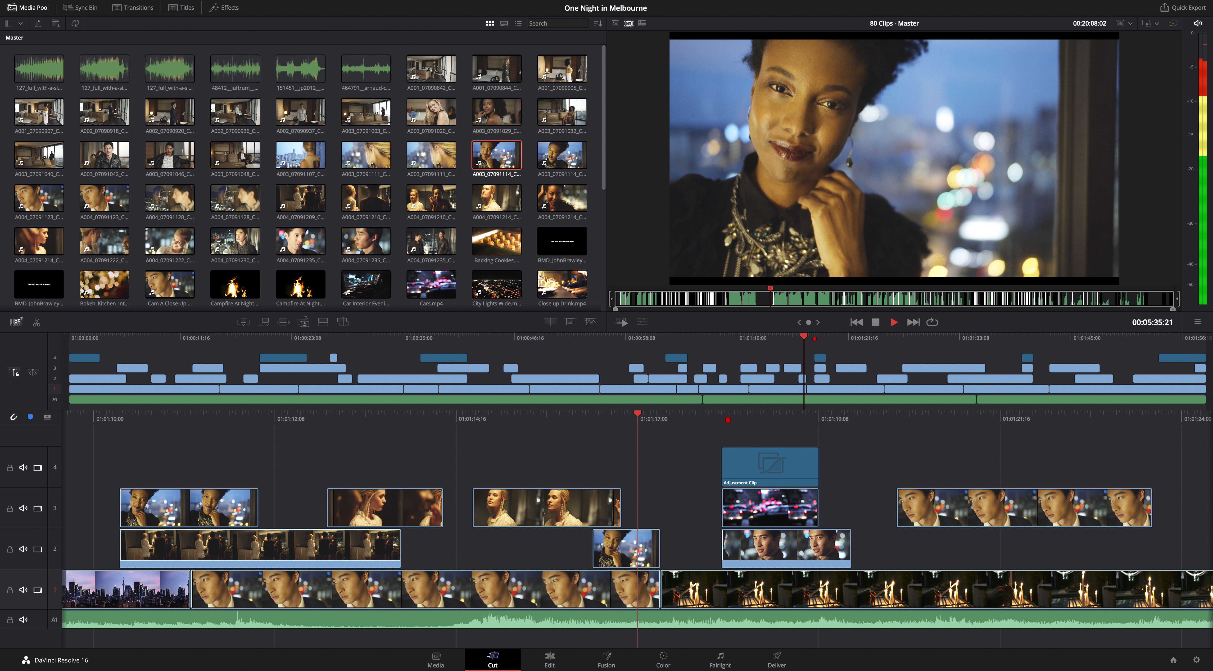 Blackmagic Adds Windows Support For Braw 2 0 With Davinci Resolve 16 3 Update Digital Photography Review