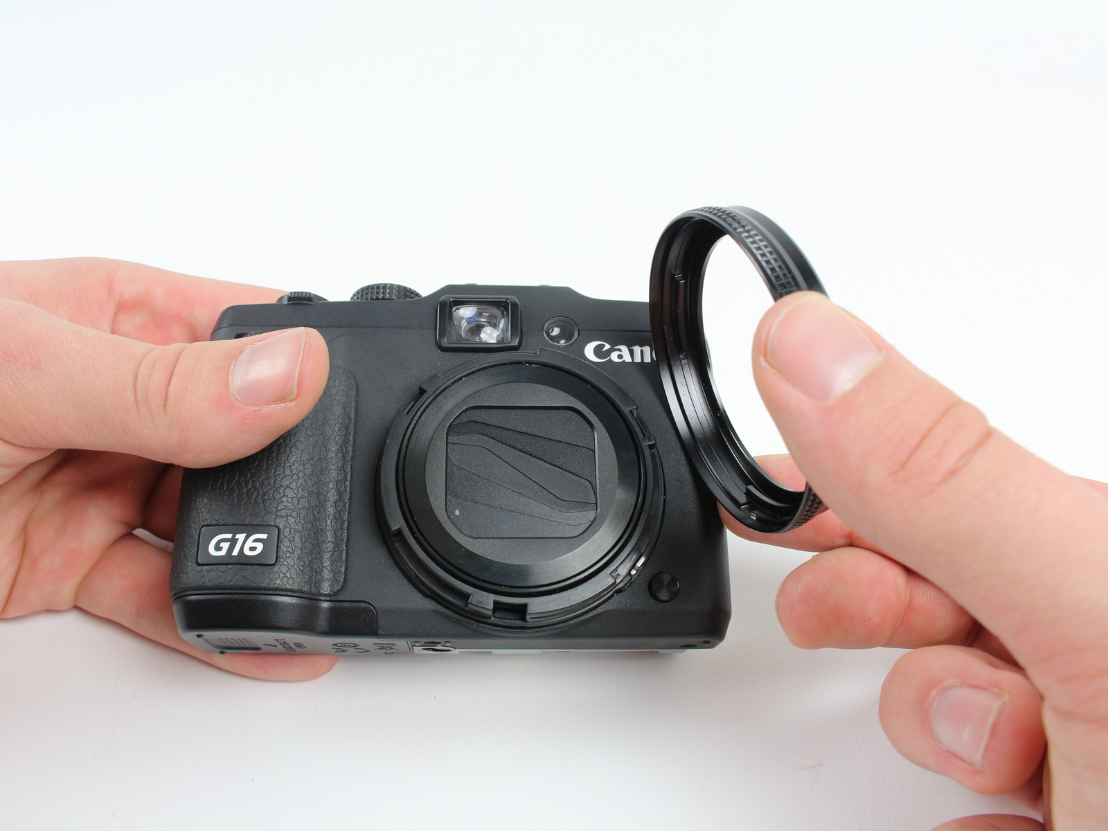 teofilo let s take a look canon powershot g16 ifixit