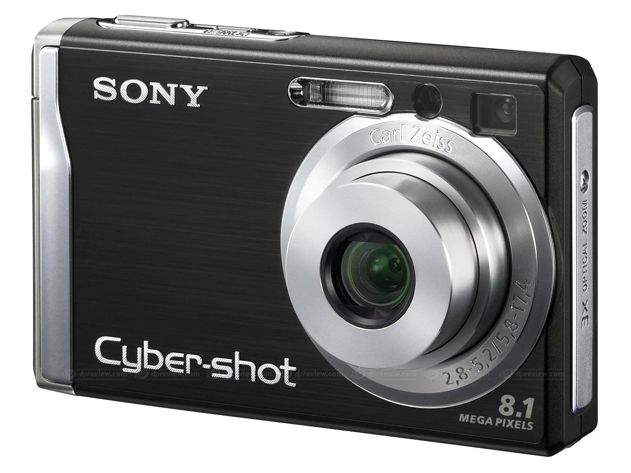 Sony Cyber Shot Dsc W200 Dsc W90 And Dsc W80 Digital Photography Review