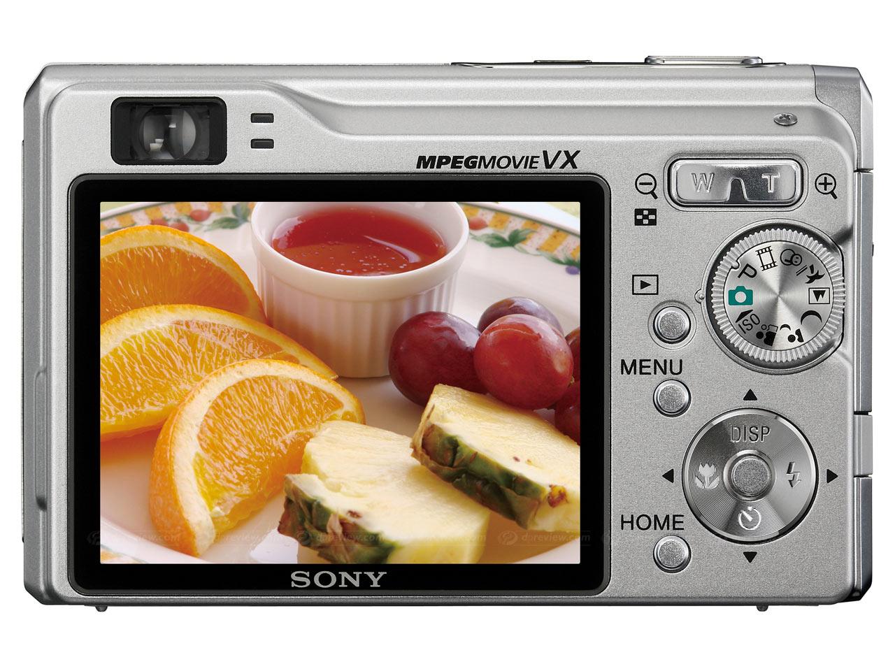 Sony Cyber Shot Dsc W200 Dsc W90 And Dsc W80 Digital