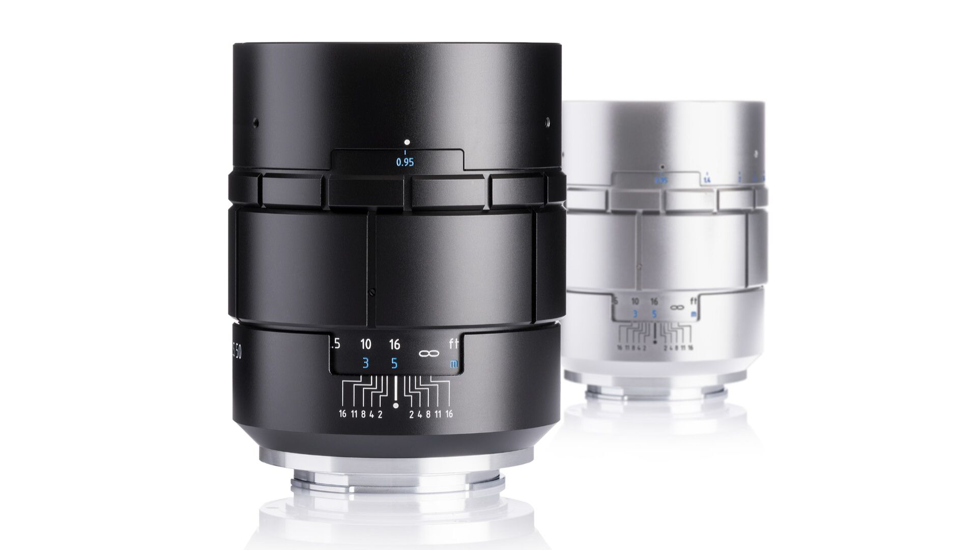 Kết quả hình ảnh cho Nocturnus 50 f/0.95 II and Nocturnus 35mm f/0.95 lenses for Sony E-mount.