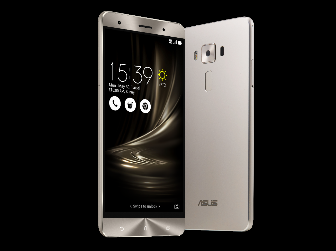 asus announces zenfone 3 deluxe with stabilized 23mp. Black Bedroom Furniture Sets. Home Design Ideas