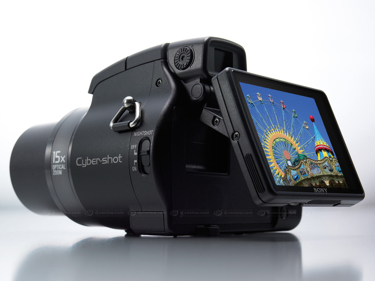 Sony Cyber Shot Dsc H9 And Dsc H7 Digital Photography Review