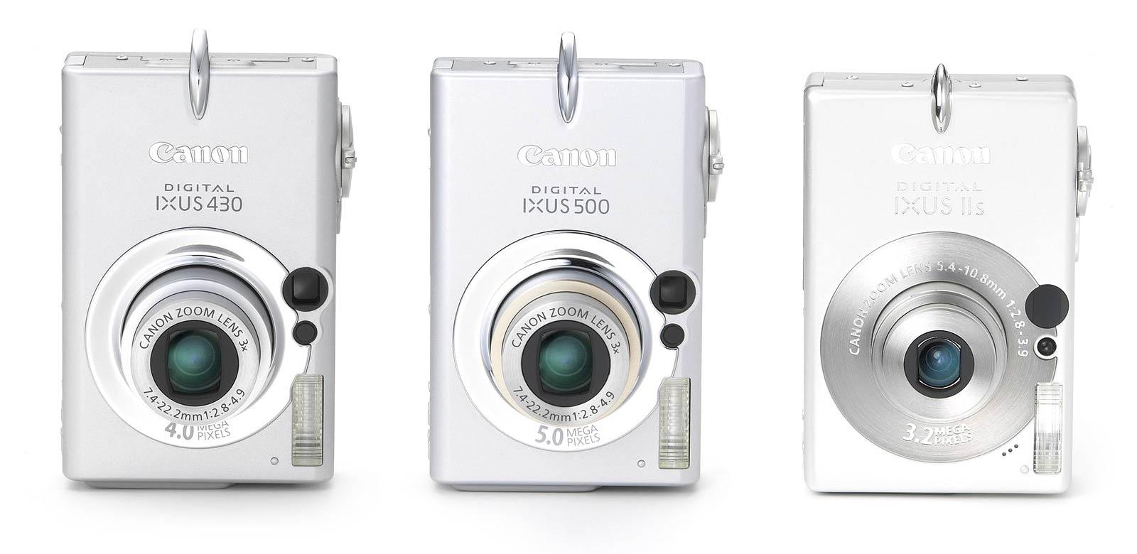 Canon Digital IXUS 430 Camera WIA 64 Bit