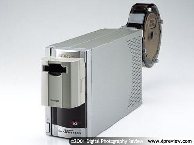 coolscan 4000ed ファームウェア mac