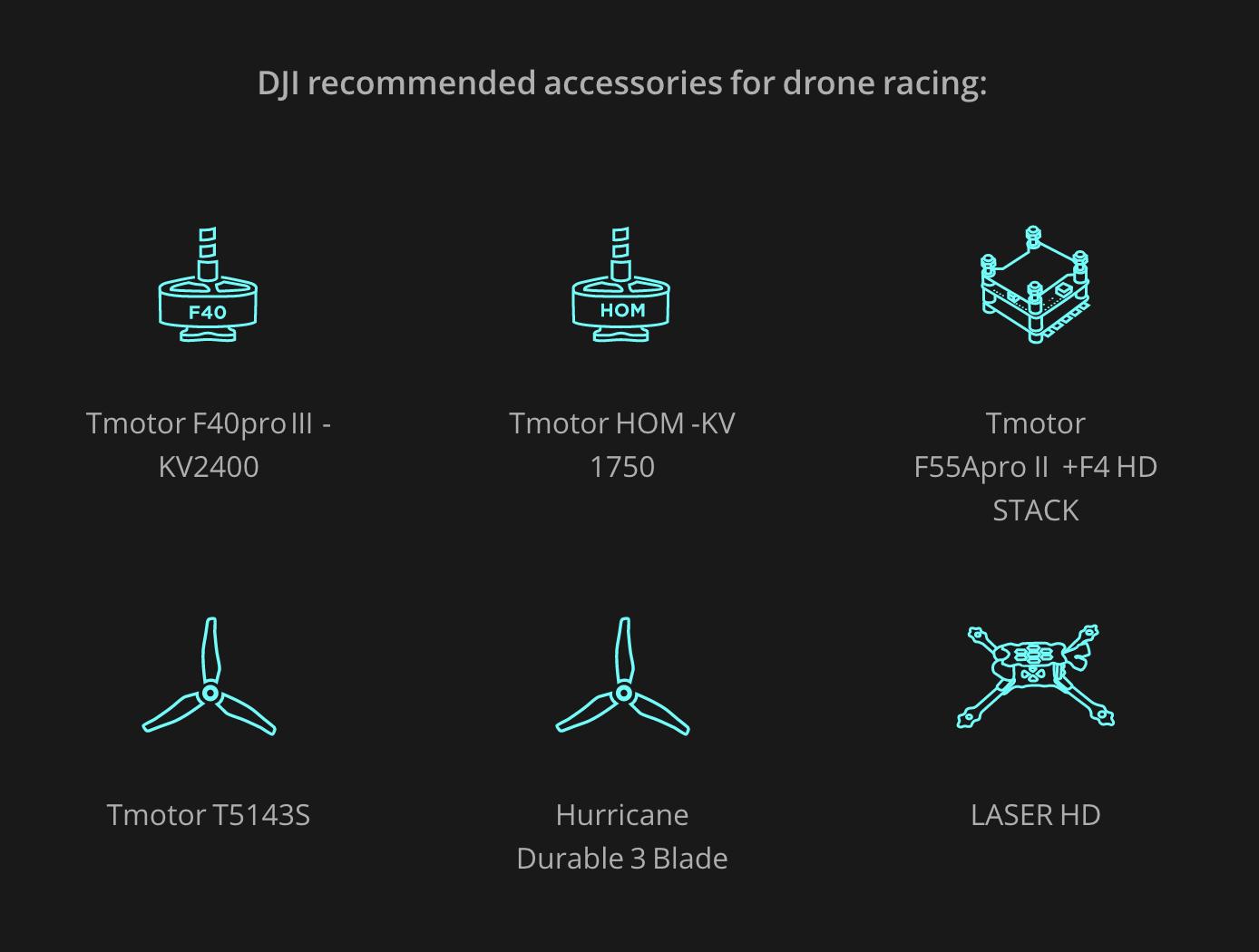 DJI shows off its Digital FPV System, a dedicated headset