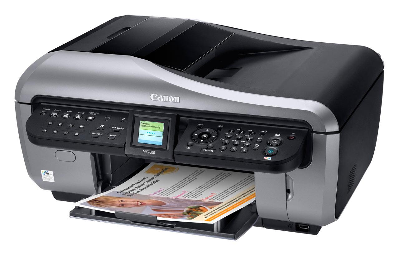 CANNON MX850 TREIBER WINDOWS XP